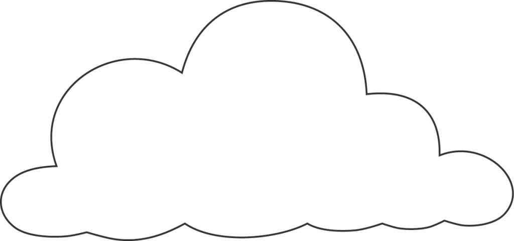 Dessin de nuage 8 - Nuages dessin ...