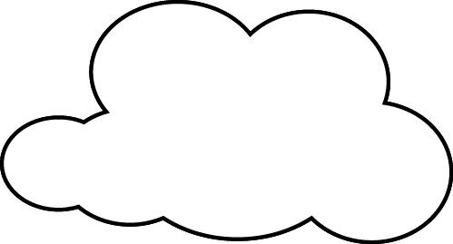 Dessin de nuage - Nuages dessin ...