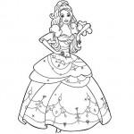 dessin de princesse