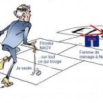 dessin homme politique