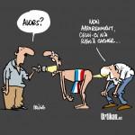 dessin humoristique politique du jour