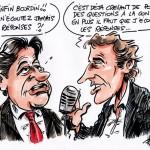 dessins politiques de presse