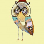 illustration de hibou