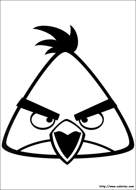Dessin de angry birds 7 - Dessin de angry birds ...