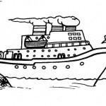 dessin de bateau