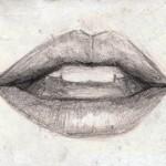 dessin de bouche