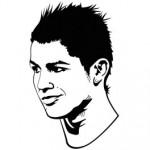 dessin de c.ronaldo