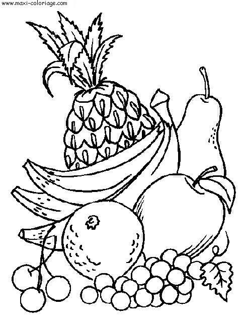 Dessin De Fruit dessin de fruits (6)