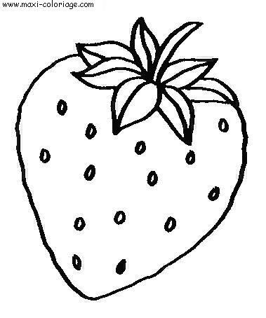Dessin de fruits 7 - Dessins fruits ...