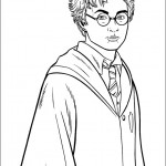 dessin de harry potter
