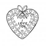 dessin de i love you