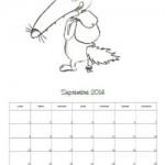 dessin de p tit loup