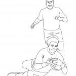 dessin de rugby