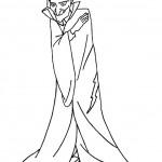 dessin de vampire