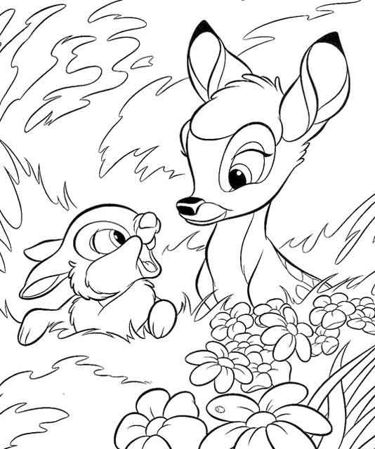 dessin de walt disney 7 - Dessin Walt Disney