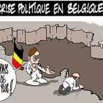dessin politique belge