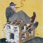 dessin politique de iouri ganfa