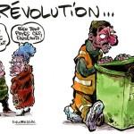 dessin politique satirique