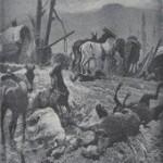 illustration de apres la bataille de victor hugo