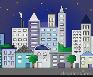 illustration de ville