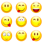 image de smiley