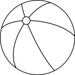 dessin de ballon