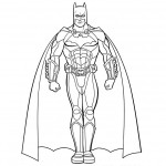 dessin de batman
