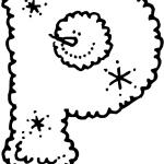 dessin de p