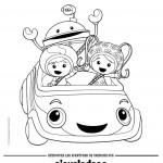 dessin de umizoomi