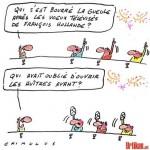 dessin humoristique politique 2013