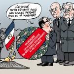 dessin humoristique politique hollande