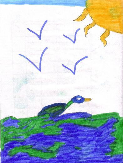 illustration de c est tout un art d etre canard