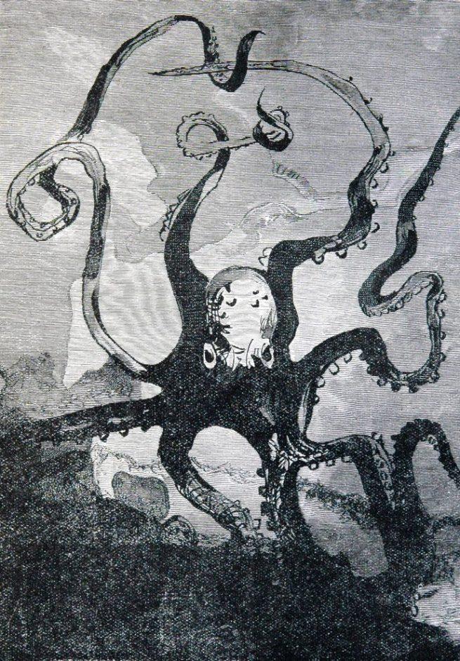 illustration de victor hugo