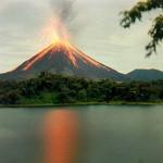 image de volcan